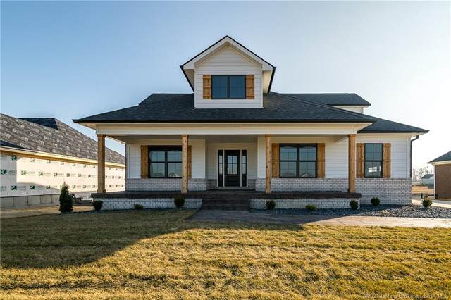 2108 Augusta (Lot 205) Parkway, Henryville, IN 47126 (MLS #202105311) :: The Paxton Group at Keller Williams Realty Consultants