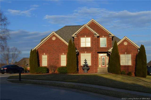 12306 Pinehurst Court, Sellersburg, IN 47172 (MLS #202105330) :: The Paxton Group at Keller Williams Realty Consultants