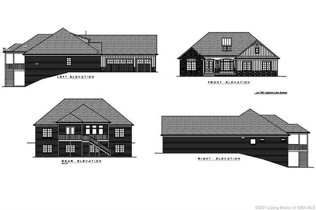 8826 Highland Lake Drive Lot #98, Georgetown, IN 47122 (#202105342) :: The Stiller Group
