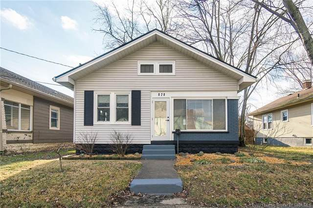 829 Fulton Street, Jeffersonville, IN 47130 (MLS #202105353) :: The Paxton Group at Keller Williams Realty Consultants