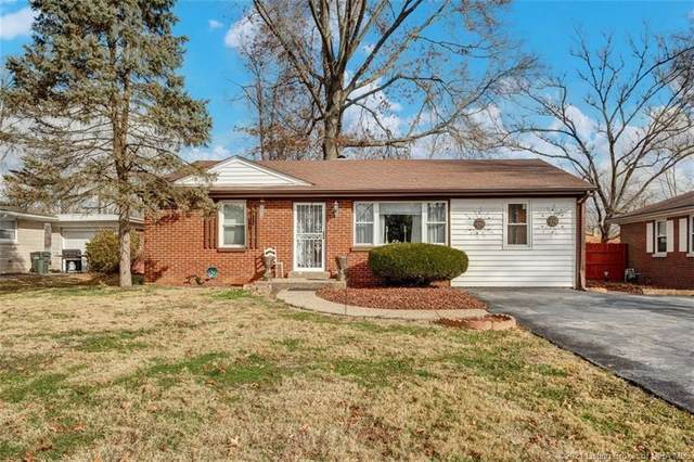 820 Allison Lane, Jeffersonville, IN 47130 (MLS #202105355) :: The Paxton Group at Keller Williams Realty Consultants