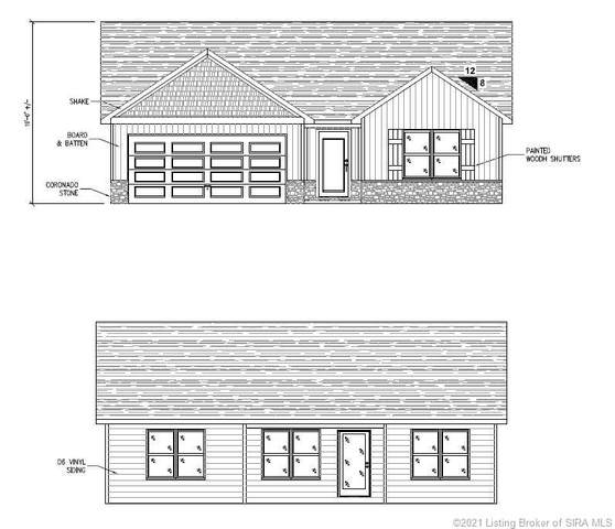 4446 - Lot 536 Venice Way, Sellersburg, IN 47172 (#202105368) :: The Stiller Group