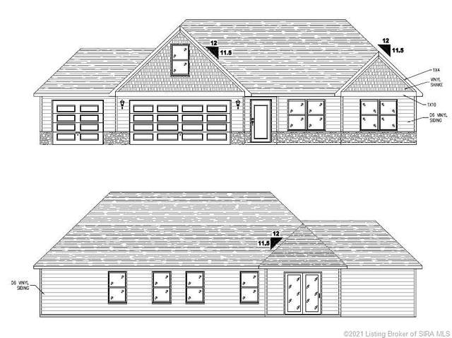 4444 - Lot 537 Venice Way, Sellersburg, IN 47172 (#202105379) :: The Stiller Group