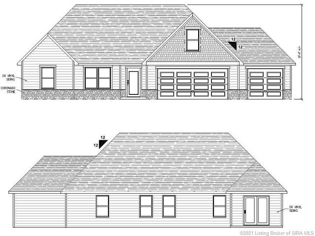 4442 - Lot 538 Venice Way, Sellersburg, IN 47172 (#202105383) :: The Stiller Group