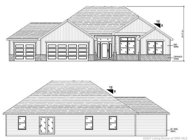 4440 - Lot 539 Venice Way, Sellersburg, IN 47172 (#202105392) :: The Stiller Group