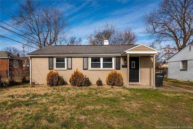1307 Apple Lane, Jeffersonville, IN 47130 (MLS #202105406) :: The Paxton Group at Keller Williams Realty Consultants