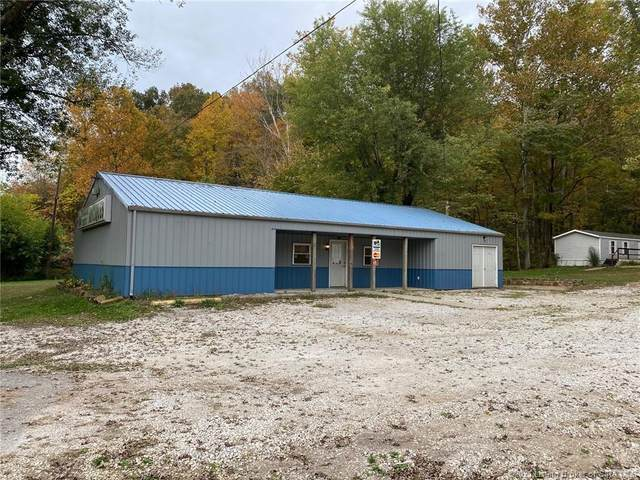 845 N State Road 145, Eckerty, IN 47116 (#202105430) :: The Stiller Group