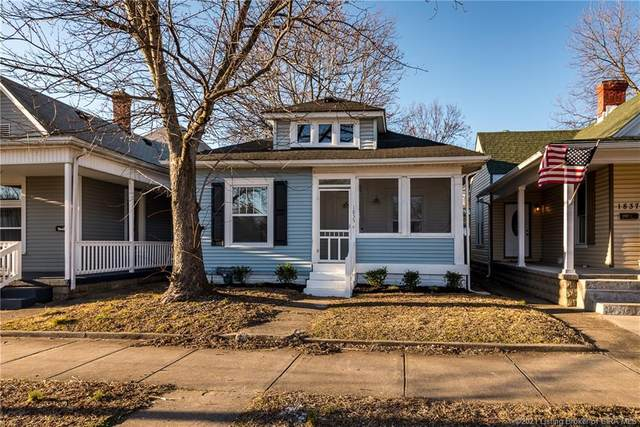1835 Culbertson Avenue, New Albany, IN 47150 (MLS #202105436) :: The Paxton Group at Keller Williams Realty Consultants
