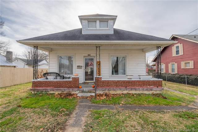 1405 Vance Avenue, New Albany, IN 47150 (MLS #202105437) :: The Paxton Group at Keller Williams Realty Consultants