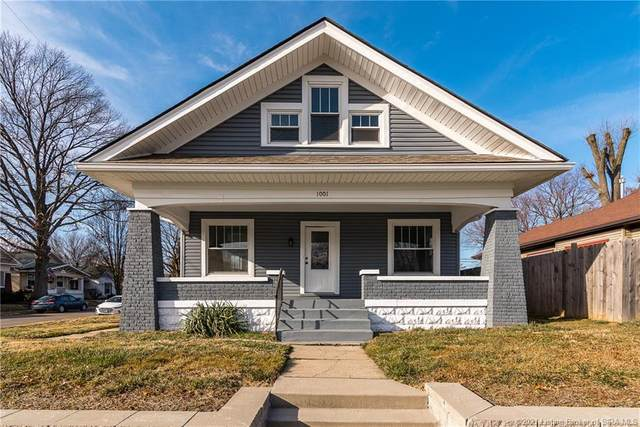 1001 E 10th Street, Jeffersonville, IN 47130 (MLS #202105451) :: The Paxton Group at Keller Williams Realty Consultants
