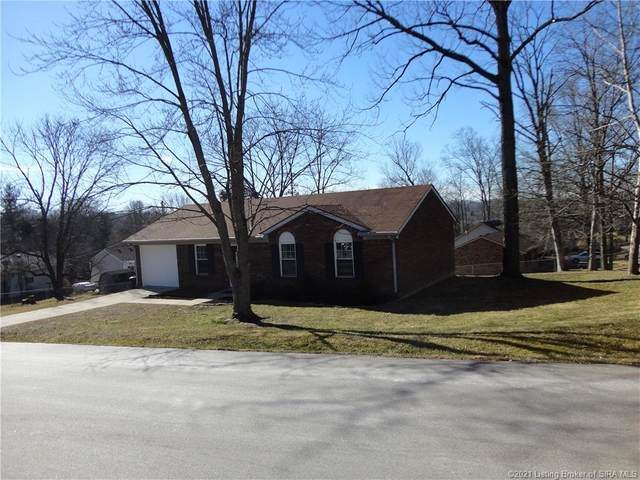 1825 Marion Drive, Georgetown, IN 47122 (MLS #202105462) :: The Paxton Group at Keller Williams Realty Consultants