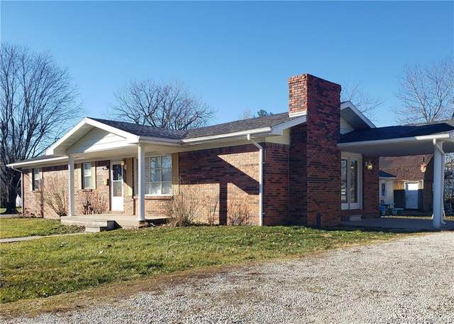 920 N Third Street, Austin, IN 47102 (MLS #202105463) :: The Paxton Group at Keller Williams Realty Consultants