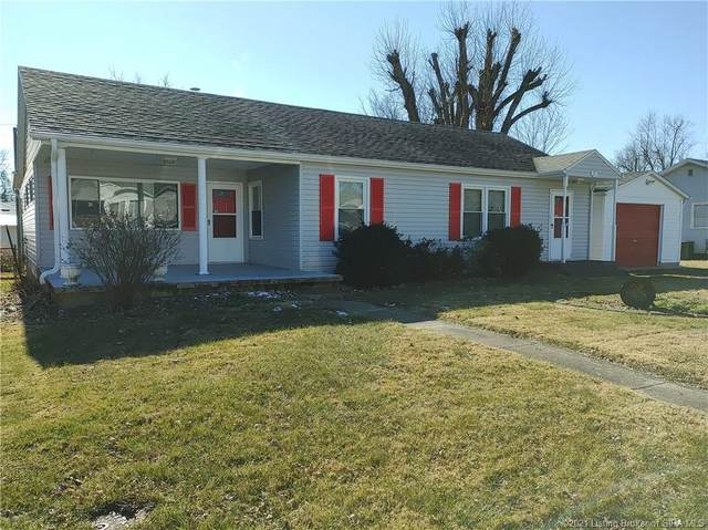203 Montclair Street, Madison, IN 47250 (MLS #202105474) :: The Paxton Group at Keller Williams Realty Consultants