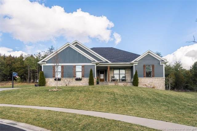 1304 Cedar Chase Drive, Lanesville, IN 47136 (#202105480) :: Impact Homes Group