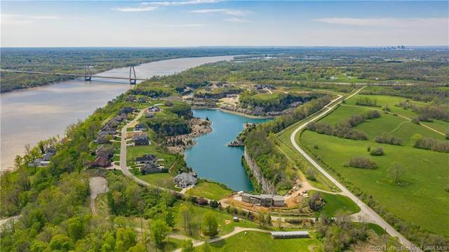 5348 lot 207 Upper River Road, Jeffersonville, IN 47130 (MLS #202105568) :: The Paxton Group at Keller Williams Realty Consultants