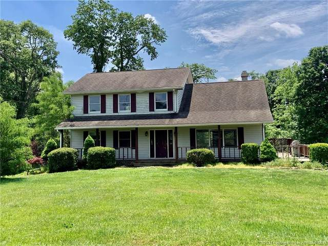 2007 Mcintyre Road, New Washington, IN 47162 (MLS #202105586) :: The Paxton Group at Keller Williams Realty Consultants