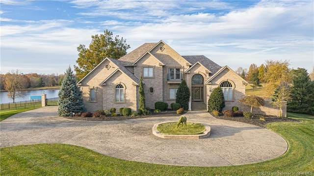 8625 N Skyline Drive, Floyds Knobs, IN 47119 (#202105671) :: The Stiller Group