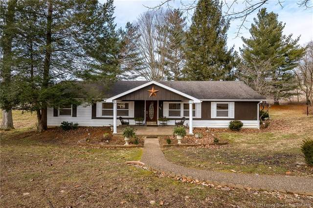 997 W County Road 250 S, Paoli, IN 47454 (#202105723) :: The Stiller Group