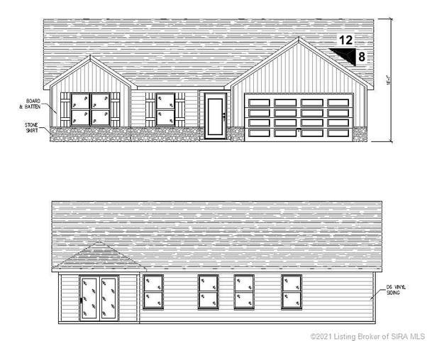 4458 - Lot 530 Venice Way, Sellersburg, IN 47172 (MLS #202105870) :: The Paxton Group at Keller Williams Realty Consultants
