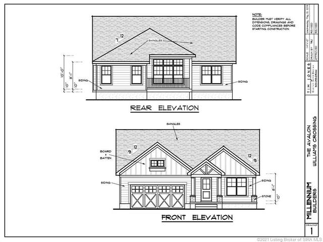 4187 Heitz Ave, Jeffersonville, IN 47130 (#202105937) :: Impact Homes Group