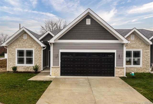 1602 White Eagle Drive, Jeffersonville, IN 47130 (MLS #202105972) :: The Paxton Group at Keller Williams Realty Consultants
