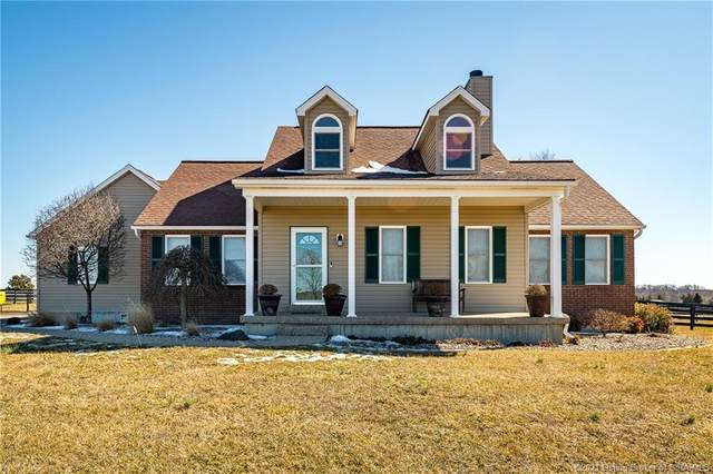 8203 Old Mill Boulevard, Charlestown, IN 47111 (#202105986) :: Impact Homes Group