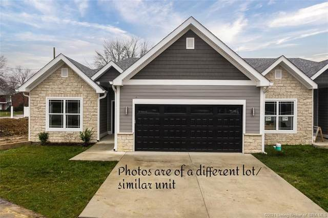 1604 White Eagle Drive, Jeffersonville, IN 47130 (MLS #202105988) :: The Paxton Group at Keller Williams Realty Consultants