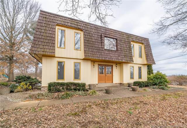 1508 Glenbrook Park Road, Jeffersonville, IN 47130 (MLS #202105991) :: The Paxton Group at Keller Williams Realty Consultants