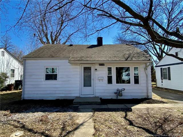 210 Conner Street, New Albany, IN 47150 (MLS #202106006) :: The Paxton Group at Keller Williams Realty Consultants