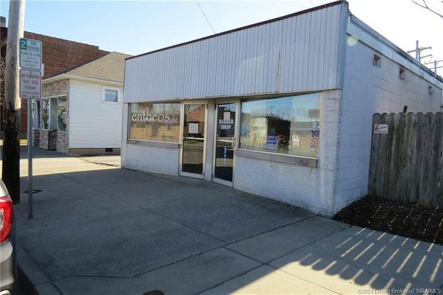 333-335 Vincennes Street, New Albany, IN 47150 (MLS #202106028) :: The Paxton Group at Keller Williams Realty Consultants