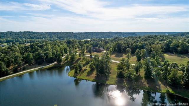 Lot #18 Shady Lake Trail, Henryville, IN 47126 (#202106081) :: Herg Group Impact