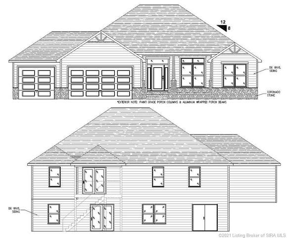 4445 - Lot 507 Venice Way, Sellersburg, IN 47172 (MLS #202106086) :: The Paxton Group at Keller Williams Realty Consultants