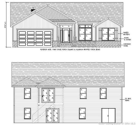 4451 - Lot 510 Venice Way, Sellersburg, IN 47172 (MLS #202106093) :: The Paxton Group at Keller Williams Realty Consultants