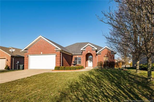 11813 Perry Crossing Parkway, Sellersburg, IN 47172 (MLS #202106114) :: The Paxton Group at Keller Williams Realty Consultants