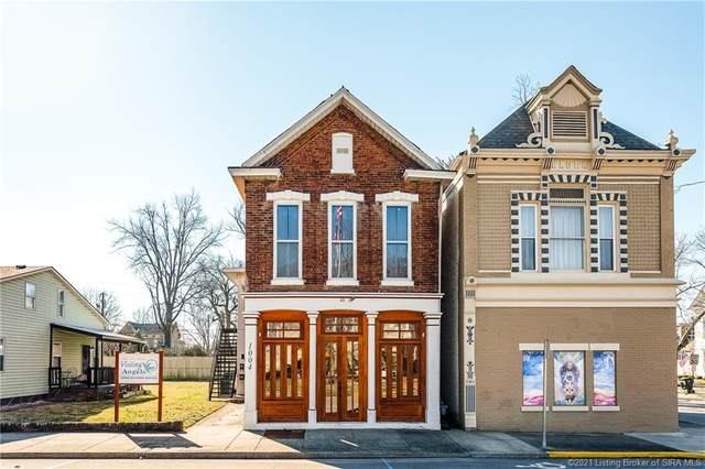 1004 E Market Street, New Albany, IN 47150 (MLS #202106117) :: The Paxton Group at Keller Williams Realty Consultants