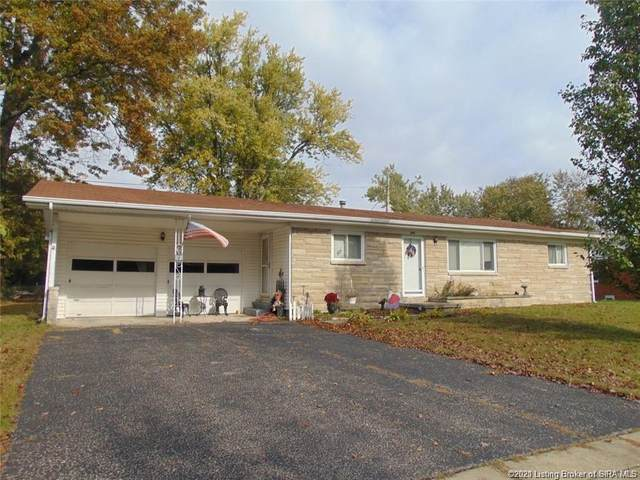 206 Crestwood Drive, Madison, IN 47250 (MLS #202106141) :: The Paxton Group at Keller Williams Realty Consultants