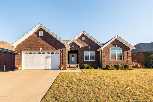 10808 Wapiti Valley Way, Sellersburg, IN 47172 (MLS #202106153) :: The Paxton Group at Keller Williams Realty Consultants