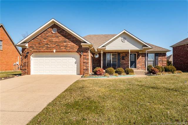 3213 Hadleigh Place, New Albany, IN 47150 (MLS #202106162) :: The Paxton Group at Keller Williams Realty Consultants