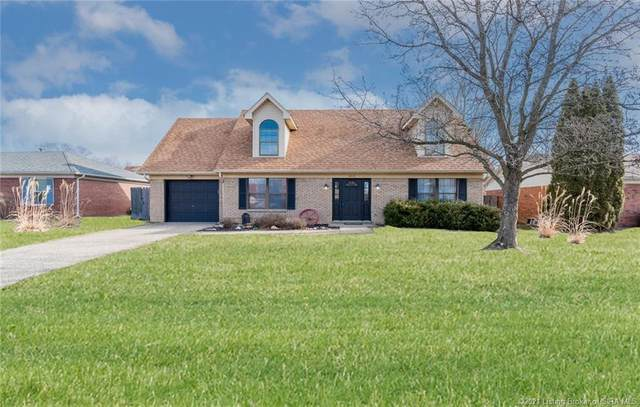 4210 Glenbrook West, New Albany, IN 47150 (MLS #202106163) :: The Paxton Group at Keller Williams Realty Consultants