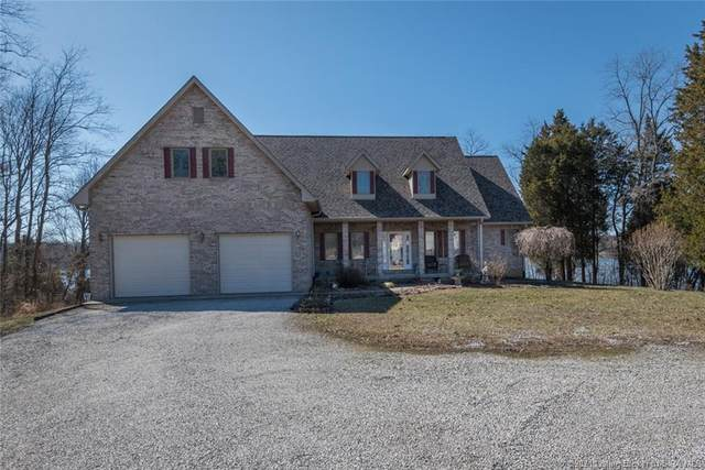 6397 N Lowry Drive, Deputy, IN 47230 (MLS #202106164) :: The Paxton Group at Keller Williams Realty Consultants
