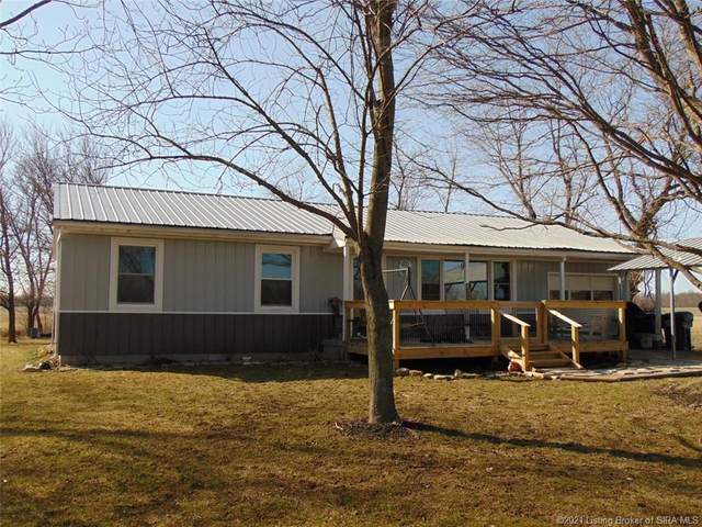 5982 S Cr 450 W, Hanover, IN 47243 (MLS #202106180) :: The Paxton Group at Keller Williams Realty Consultants