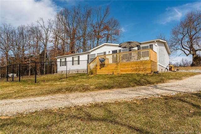 4850 Emerson Lane NW, Depauw, IN 47115 (MLS #202106188) :: The Paxton Group at Keller Williams Realty Consultants