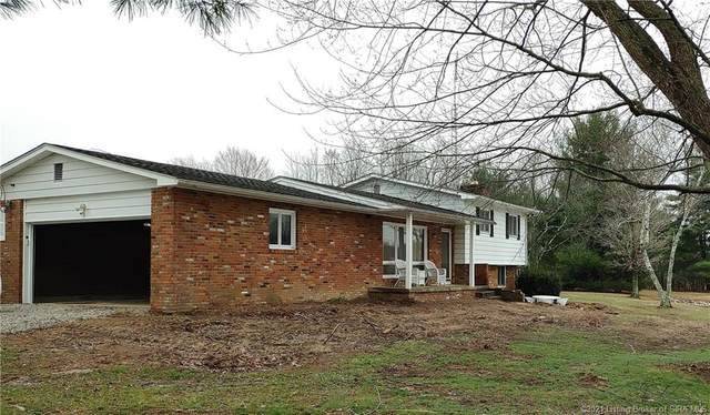 8357 N County Road 300 W, Seymour, IN 47274 (#202106421) :: The Stiller Group