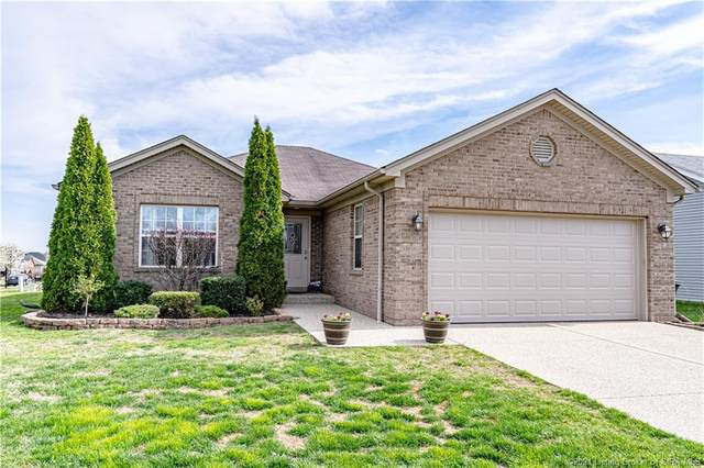 7601 Joseph Drive, Sellersburg, IN 47172 (MLS #202106712) :: The Paxton Group at Keller Williams Realty Consultants