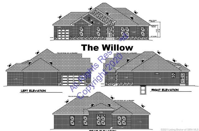 8007 Turf Way Trail Lot 904, Sellersburg, IN 47172 (#202106799) :: The Stiller Group