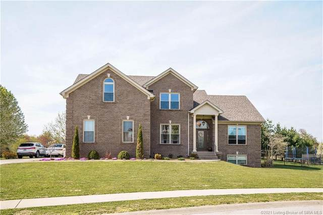 3020 W Lobo Ridge, New Albany, IN 47150 (MLS #202106816) :: The Paxton Group at Keller Williams Realty Consultants