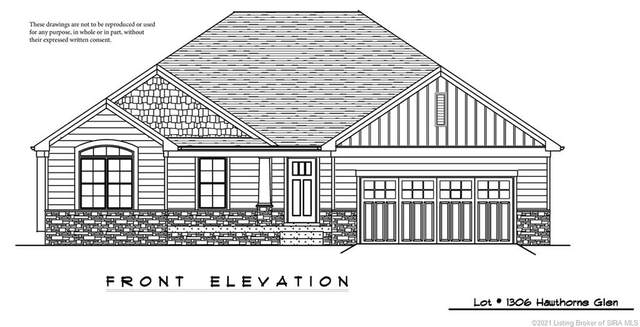 5663 Covington Drive Lot #1406, Charlestown, IN 47111 (MLS #202106843) :: The Paxton Group at Keller Williams Realty Consultants