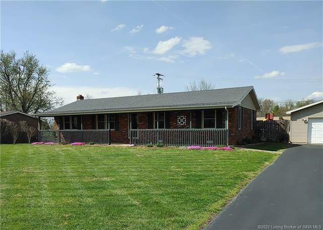506 Phillips Lane, Madison, IN 47250 (MLS #202106869) :: The Paxton Group at Keller Williams Realty Consultants