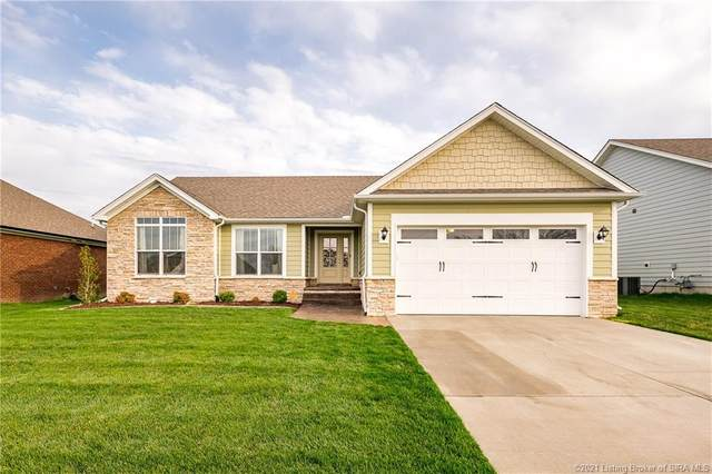 3213 Millan Trail, Sellersburg, IN 47172 (MLS #202106883) :: The Paxton Group at Keller Williams Realty Consultants