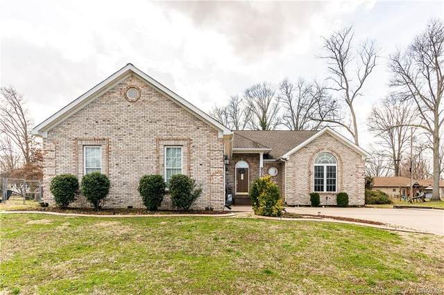 903 Dogwood Road, Jeffersonville, IN 47130 (MLS #202106925) :: The Paxton Group at Keller Williams Realty Consultants